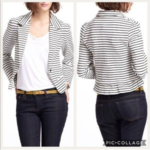 Anthropologie Cartonnier Spinnaker Blazer